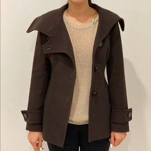 Wilfred women wool coat